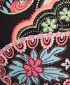 Hobie Swimwear Part of Your Swirl High Neck Bikini Top