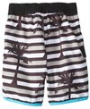 Platypus Australia Boys' Optic Stripe Slim Boardshort (8-14)