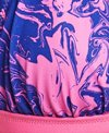 Speedo Turnz Women's Marble Strike Crochet Bikini Top