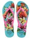 Havaianas Women's Slim Floral Flip Flop