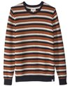 Rhythm Men's Casanlanca Knit Crew Neck Sweater