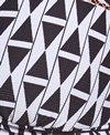 Seafolly Modern Geometry Tie Back Tank Bikini Top