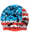 TYR Home Of The Brave Silicone Swim Cap