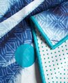 YogiToes Serene rSkidless Yoga Mat Towel