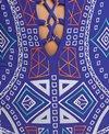 Trina Turk Jakarta Embroidery High Neck One Piece Swimsuit