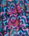 Dolfin Aquashape Women's Morocco Ruffle Tier One Piece Swimsuit