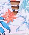 B.Swim Lani Palm Island Hi-Neck Bikini Top