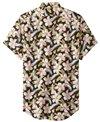 Catch Surf Men's Gareth Short Sleeve Shirt