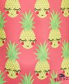 Turbo Girls' Pineapples Only One Piece Swimsuit