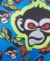 Turbo Boys' Monkey Swim Brief Swimsuit