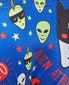 Turbo Boys' Alien Attack Brief Swimsuit