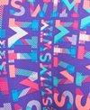 Funkita Women's Swim Swim Criss Cross Swimsuit Top