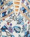 Ella Moss Folktale Floral One Piece Swimsuit