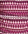 Jantzen Tie Dye Geo Stripe Tankini Top