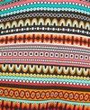 Jantzen Geo Multi Stripe One Piece Swimsuit