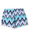 Snapper Rock Girls' Boho Swim Shorts (Little Kid, Big Kid)