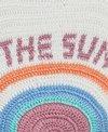 Spiritual Gangster Live in the Sunshine Crochet High Neck Bikini Top