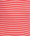 Polo Ralph Lauren Resort Stripes Lace Side One Piece Swimsuit