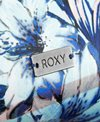Roxy Inside The Rock Neoprene Reversible Tote Bag W/ Clutch