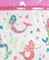 Stephen Joseph Kids' Mermaid Iridescent Pouch