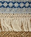 Sun N Sand Women's Natural Straw Crossbody
