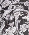 ClubSwim Caribbean Palms Plus Size Twist Underwire Flyaway Tankini Top