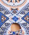 Rip Curl Women's Mercury High Neck Bikini Top