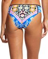 Nanette Lepore Flower Bomb Scarf Charmer Bikini Bottom