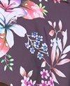 Hobie Tropi-Call Me Ruffle Bandeau Bikini Top