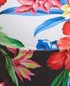 Prego Maternity Hawaiian Roll Waist Bikini Set