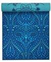 Gaiam Premium Reversible Yoga Mat 6mm