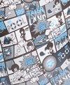 Arena Women's Comic MaxLife SuperFly-Back One Piece Swimsuit
