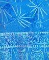 Batik Bali Blue Mini Sarong