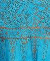 Batik Bali Teal Mini Sarong