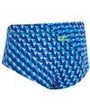 Funky Trunks Toddler Boys' Vapor Scale Square Leg Swimsuit