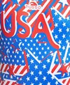 Turbo Women's Stars USA Water Polo Suit