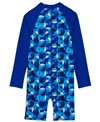 Funky Trunks Toddler Boys' Ice Fortress Go Jump Sun Suit