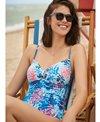 Vera Bradley Reversible Shore Thing and Starfish Sadie One Piece Swimsuit