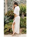 J.Valdi Palm Desert Tulip Cover Up Pants