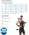 Speedo Women's Fastskin LZR Pure Valor Open Back Kneeskin Tech Suit Swimsuit