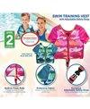 Aqua Leisure Swim Trainer Vest with Sleeves