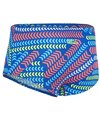 Funky Trunks Toddler Boys' Chain Reaction Printed Trunk Swimsuit