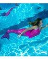 Fin Fun Malibu Pink Mermaid Tail & Monofin (Youth/Adult))
