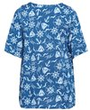 Batik Bali Girls' Claire Cover Up Tunic (Little Kid)