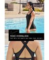 Nike Women's Sport Mesh One Piece Swimsuit