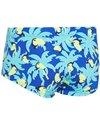 Funky Trunks Men's Bird Brain Eco Square Leg Swimsuit