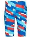 Sporti Cubism USA Jammer Swimsuit Youth (22-28)