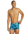 Sporti Great Wave Square Leg Swimsuit