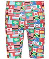 Sporti World Flags Jammer Swimsuit