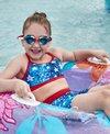TYR Girls' Twinkle Trinity Bikini Top (Little Kid)